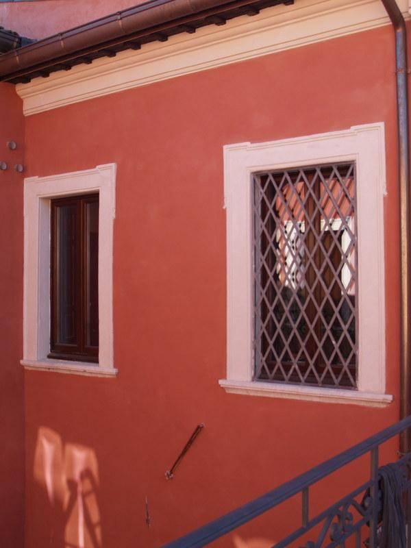 Tinteggiatura interni esempi idee per la casa for Idee pittura casa