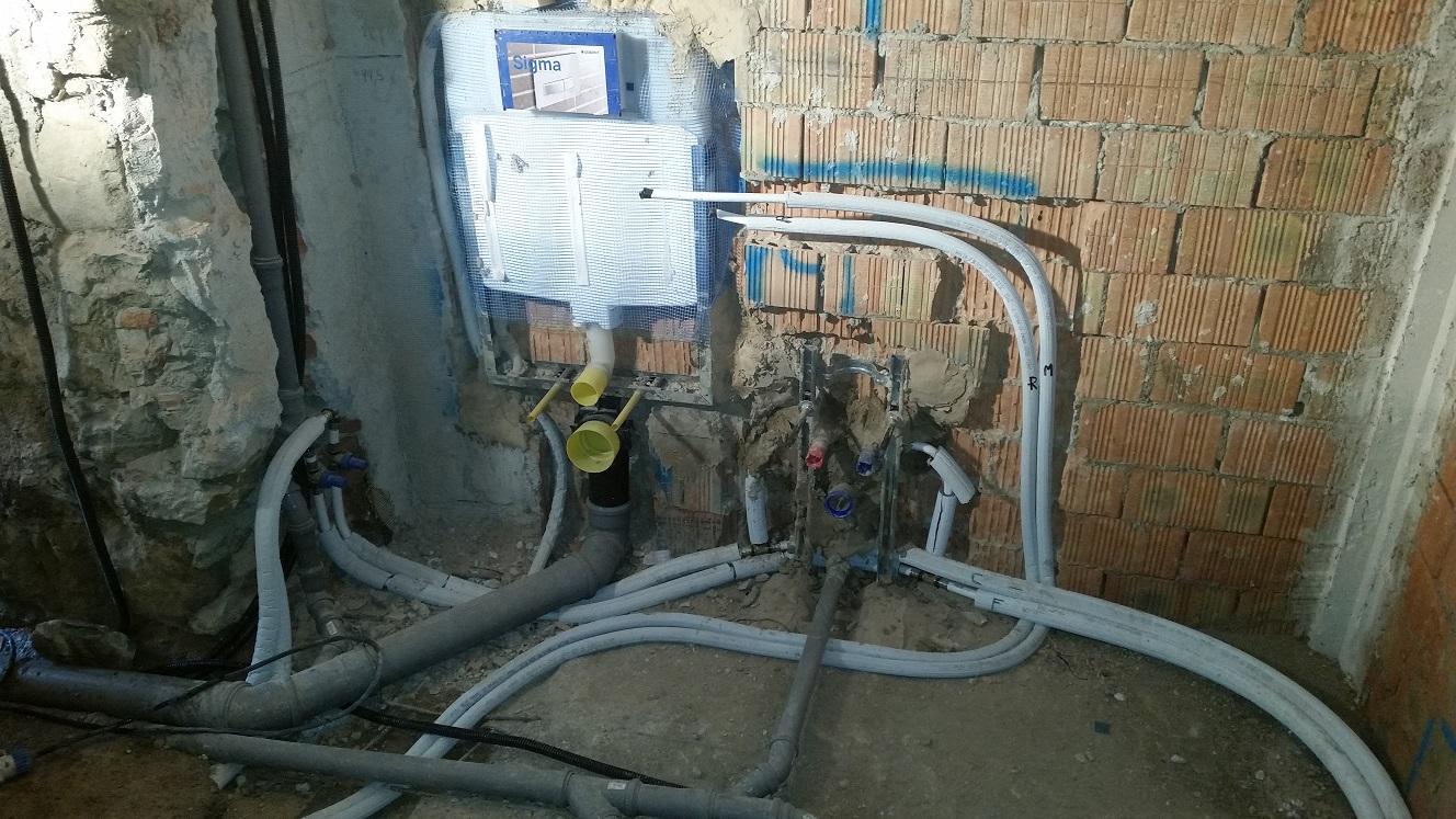 Termo idraulica impianti idraulici for Quali tubi utilizzare per l impianto idraulico